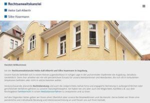 Fachanwalt für Familienrecht Augsburg