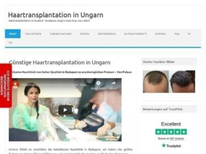 haartransplantationklinik.at