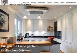 Kirsch Werkstätten Küchenstudio