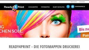 Ready4Print Fotomappen für Fotografen