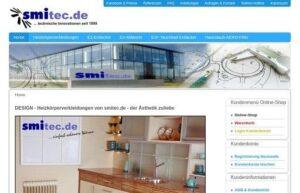 smitec.de – Die Heizkörperverkleidung