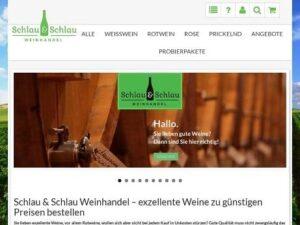 Weinhandel Schlau Weinshop