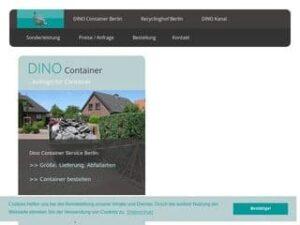 Dino Containerdienst Berlin
